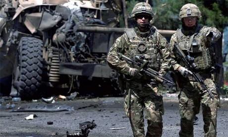 Enquête de l'OTAN sur la mort  de policiers lors de combats