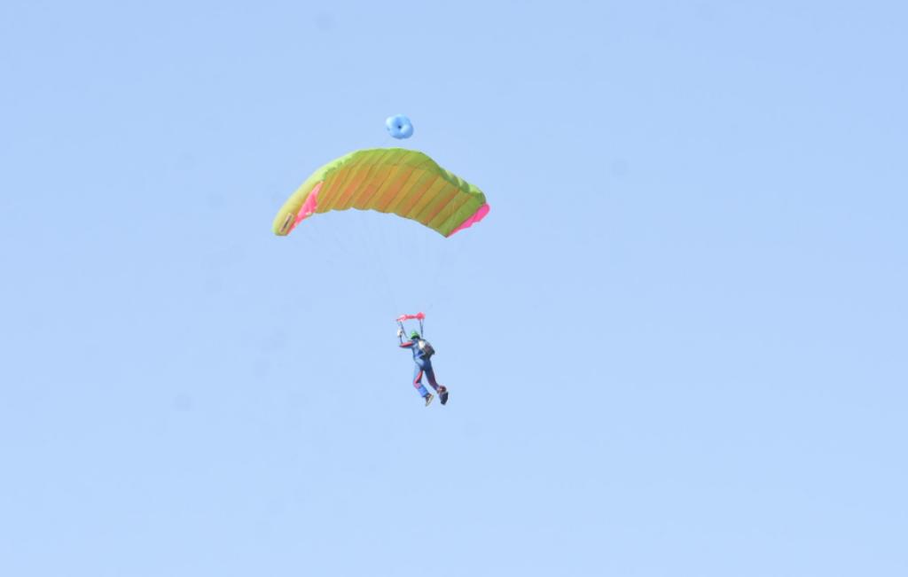 En images, le show aérien des Forces Royales Air à l'occasion de la Fête de la Jeunesse