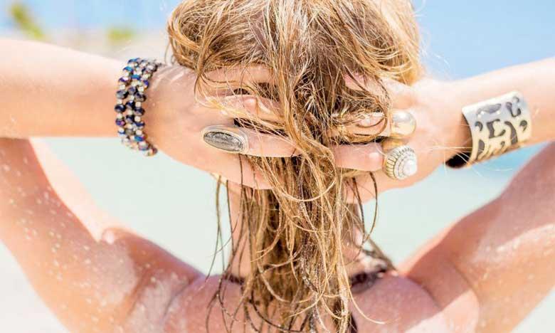Comment protéger les cheveux en été?