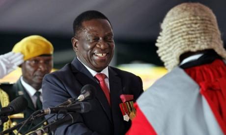 Mnangagwa, «le Crocodile», face à la titanesque mission de faire sortir le pays de son état de dégradation avancée