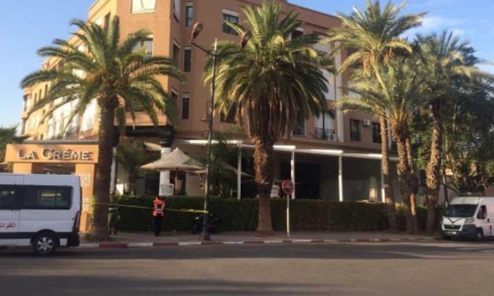 Arrestation de deux frères néerlandais d'origine marocaine pour leur implication présumée dans le crime du café «La Crème» à Marrakech