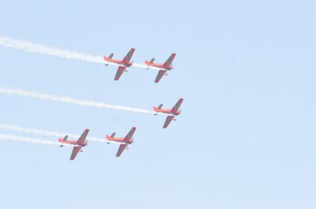 Les Forces Royales Air organisent jeudi un show aérien au dessus de la corniche de M'diq