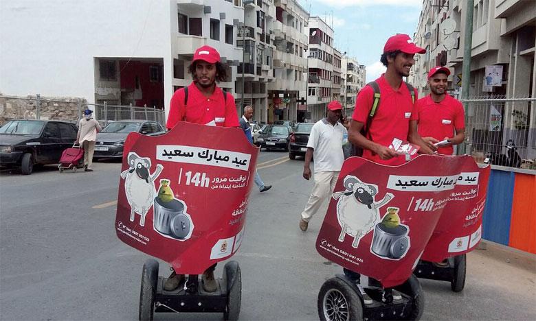 La société Derichebourg Maroc lance  une campagne de sensibilisation