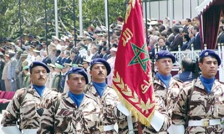 Le service militaire de retour au Maroc ?