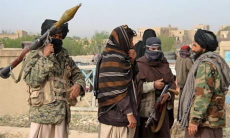 Bataille pour Ghazni, assaillie par les talibans