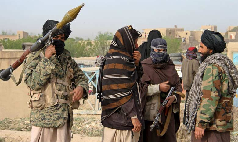 Les talibans sont entrés le 10 août dans la ville de Ghazni, à moins de deux cents kilomètres au sud de la capitale, Kaboul, théâtre de violents combats.