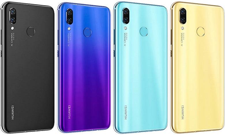 Le Nova 3 et Nova 3i, disponibles au Maroc à partir du 11 août 2018
