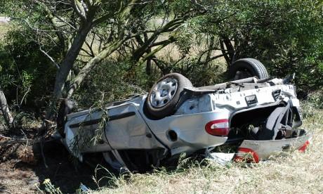 Les accidents de la circulation ont fait 20 morts et 1.943 blessés la semaine passée