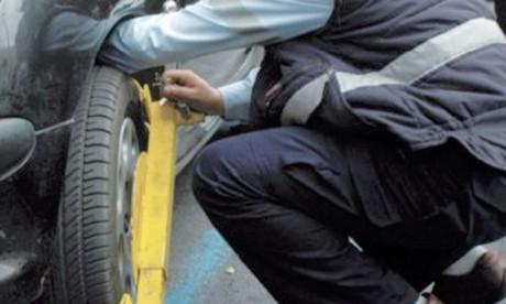 La Cour des comptes déclare illégale la pose du «sabot» pour immobiliser les voitures