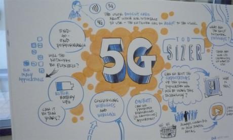 500 millions d'euros pour  le développement de la 5G  chez Nokia