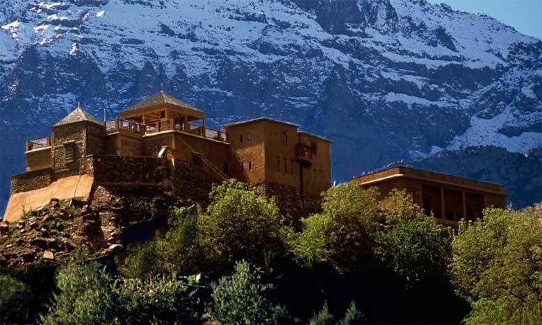 La province d'Al Haouz regorge de paysages naturels à couper le souffle.