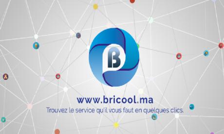 Lancement de la plateforme Bricool.ma