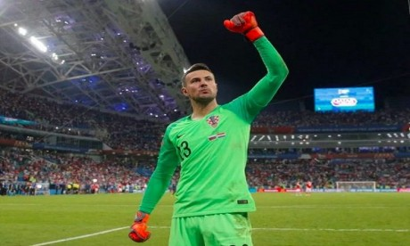 Croatie : Danijel Subasic, prend sa retraite internationale