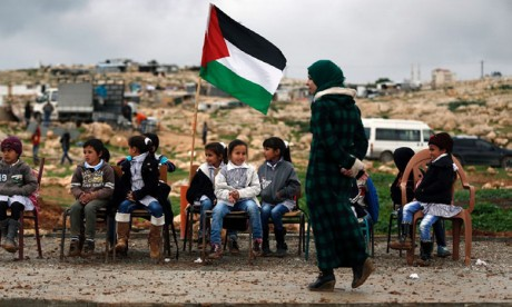 Les écoles palestiniennes de l'ONU ouvriront bien leurs portes à la rentrée