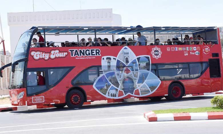 Bus touristiques, la nouvelle attraction de Tanger