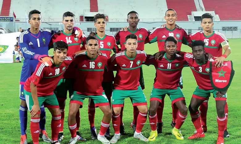 Le Maroc à un point de la qualification