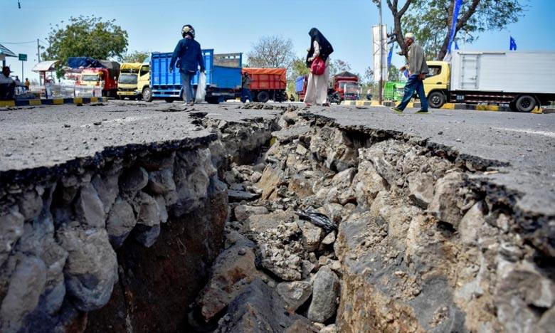 Les séismes de Lombok ont fait 555 morts