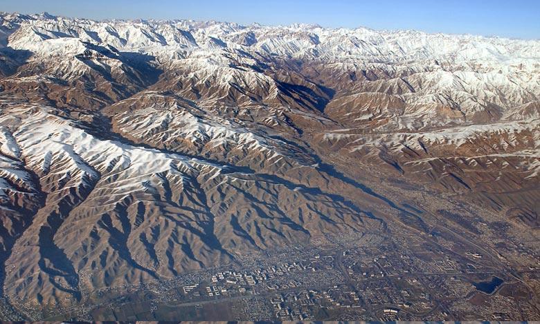 Treize alpinistes et trois membres d'équipage sont portés disparus au Tadjikistan. Ph : DR