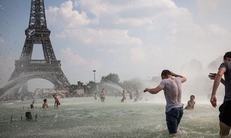 «La plus chaude en moyenne sur la France depuis la canicule de 2003».