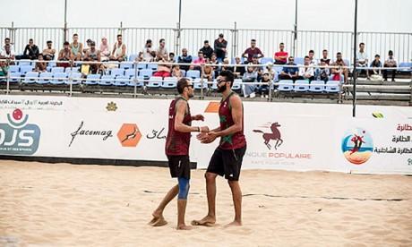Carton plein pour les sélections marocaines à Agadir