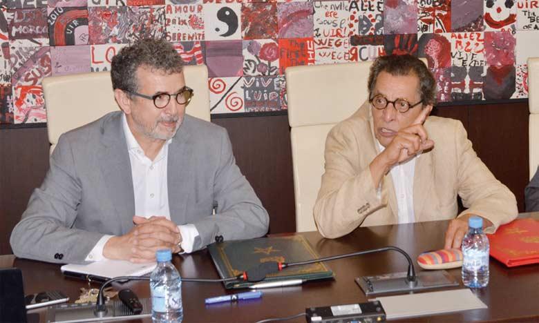 La HACA signe une convention de partenariat avec l'Université Internationale de Rabat