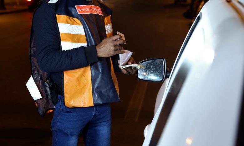 Un officier de police arrêté pour corruption