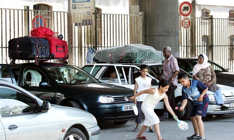 Les Marocains en tête des immigrés arrivés en France pour motif économique