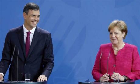 Madrid et Berlin pour l'intensification de la coopération de l'UE avec le Maroc
