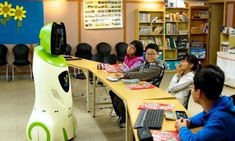 Bientôt des robots-profs  dans les classes japonaises