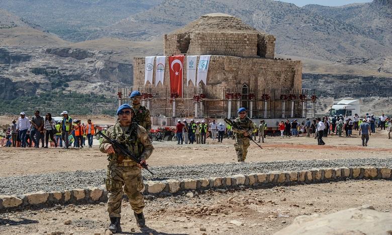 Turquie : Les autorités déplacent un hammam historique menacé d'engloutissement !