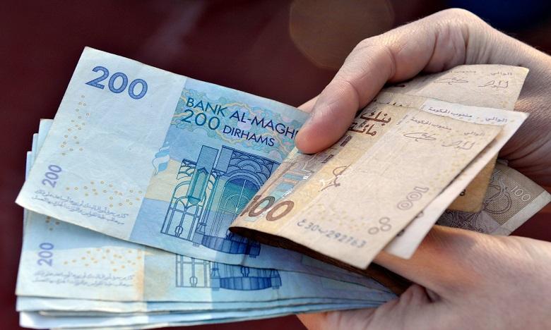Le billet de 200 dirhams a représenté 62% du nombre total de billets contrefaits. Ph. Shutterstock