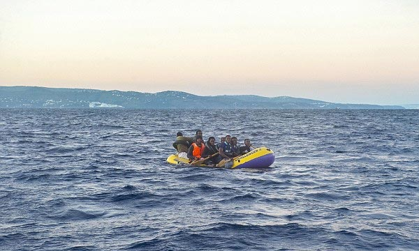 116 migrants renvoyés par l'Espagne vers le Maroc