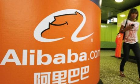 Légère hausse du chiffre d'affaires d'Alibaba  au 1er trimestre 2018