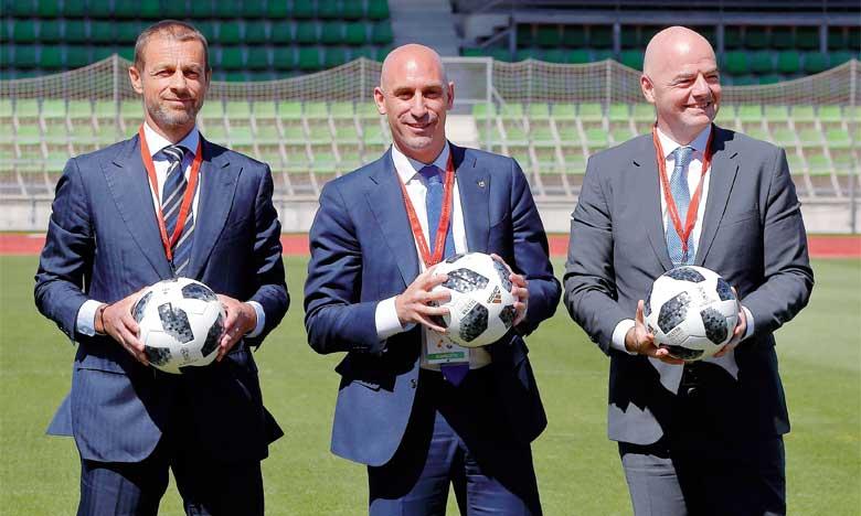 «Cela ne nous regarde pas si un joueur né en Espagne choisit de jouer pour le Maroc»