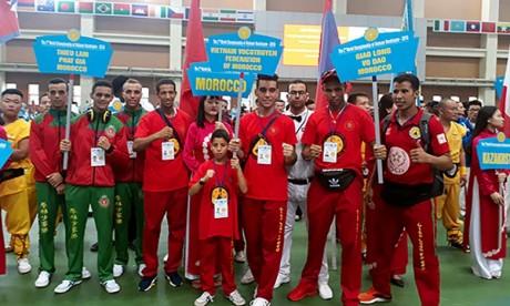 18 athlètes marocains attendus à Hanoï