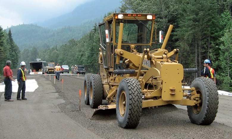 Le coup d'envoi d'une série de projets d'infrastructure routière, d'un coût global de 91 millions de DH, a été donné.