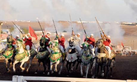 Lever de rideau sur le 7e Festival culturel et ludique de Mokrisset