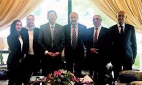 La diplomatie parlementaire au service du renforcement  de la coopération économique