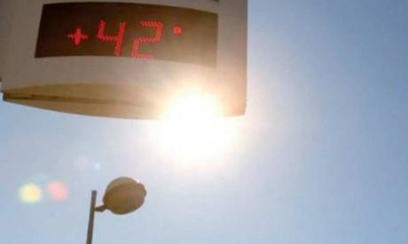 Temps très chaud et rafales  de vent jeudi et vendredi  dans plusieurs provinces  du Royaume