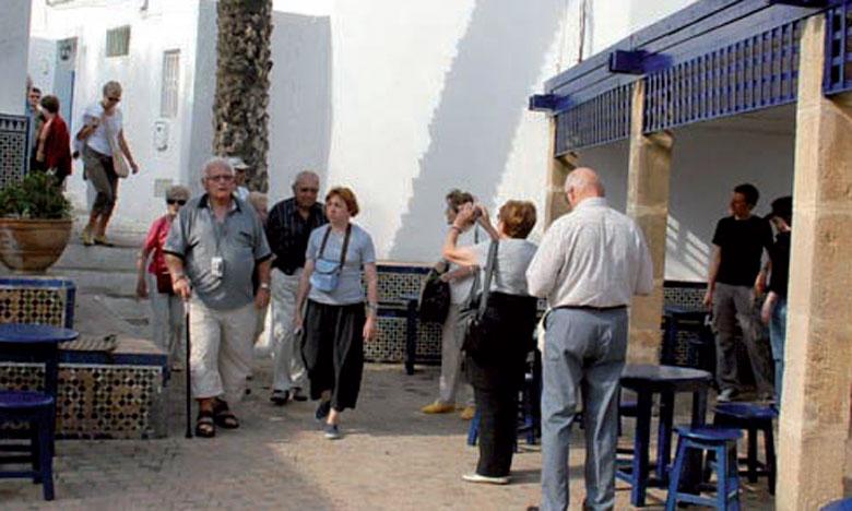 Plus de 5,1 millions de touristes ont visité  le Maroc ce 1er semestre