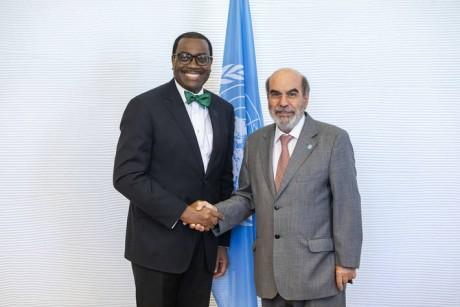 La FAO et la BAD se liguent contre la malnutrition et la famine en Afrique