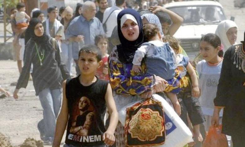 Des médias israéliens ont révélé que le gouvernement américain envisageait de renier le droit au retour de millions de réfugiés palestiniens. Ph. DR