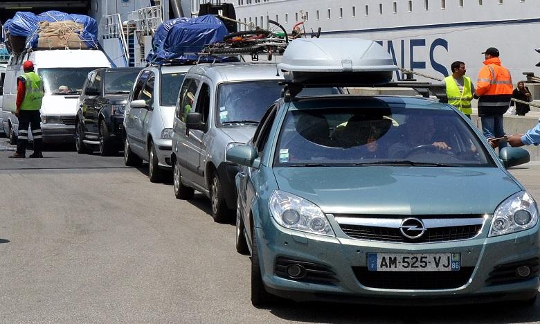 Port Tanger Med : au moins 10 heures d'attente avant embarquement