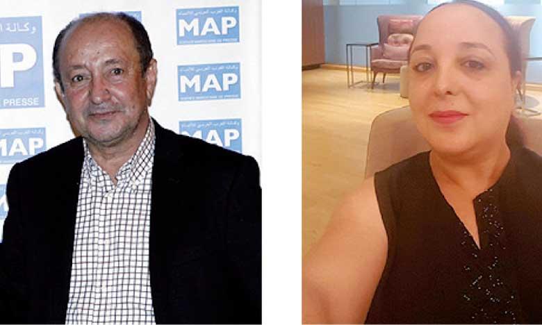 Les journalistes Naïm Kamal et Narjis  Rerhaye  «profondément étonnés» de leur convocation  par la justice française suite  à une «plainte infondée»