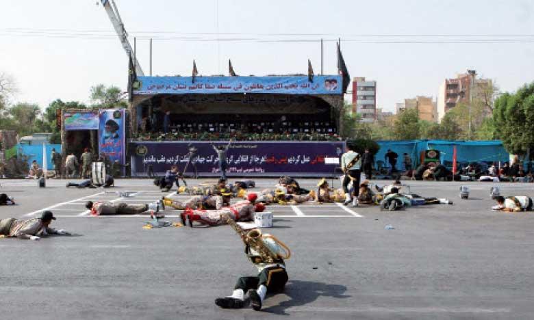 L'Iran privilégie la piste séparatiste arabe