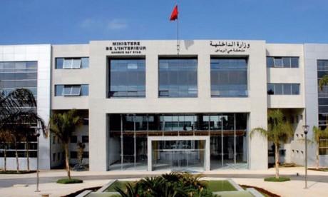 Le ministère de l'Intérieur appelle les collectivités territoriales à prendre en compte les Orientations Royales