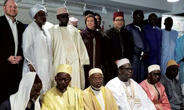 Franc succès des deuxièmes journées culturelles Tijanes au Centre culturel marocain