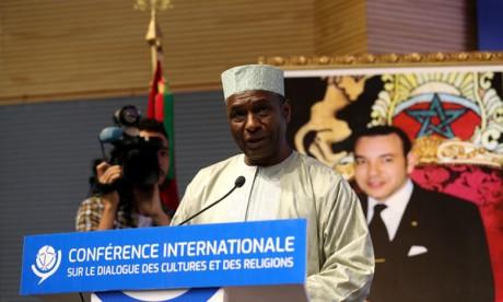 L'OIF salue le soutien permanent de S.M. le Roi au dialogue des cultures et des religions