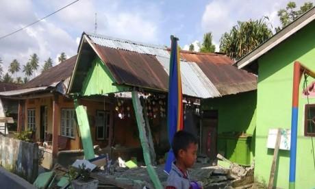 Un tsunami secoue les Célèbes après la levée de l'alerte
