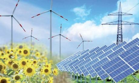 La capacité du parc de Masen atteindrait  8,54GW à horizon2030